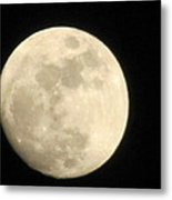 Moon At The Window Metal Print