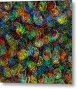 Moon Of Colors Metal Print