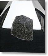 Moon Rock Sample Metal Print by Detlev Van Ravenswaay