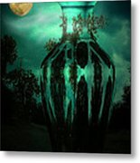 Moonglow Metal Print