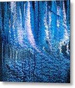 Moonlit Forest Metal Print