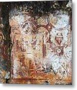 Moorish Fresque Cordoba Metal Print
