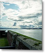 Moray Firth From Fort George Metal Print