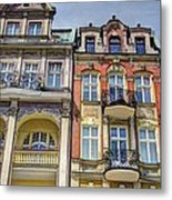 More Posnan Shops - Poland Metal Print