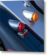 Morgan Plus 8 Tail Lights Metal Print