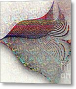 Morning Bird Metal Print by Vidka Art
