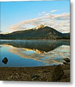 Morning Reflections Metal Print by Bob Berwyn