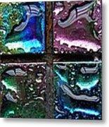 Mosaic 15 Metal Print