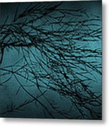 Mosaic Branch Metal Print