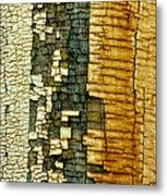 Mosaic Of Time Metal Print