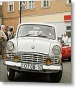 Moscovich Old Car Metal Print