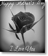 Mothers Day Love Metal Print
