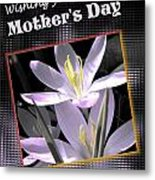 Mothers Day Wish Metal Print