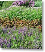 Mounds Of Color Metal Print