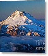 Mount Jefferson Metal Print