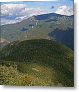 Mount Lafayette From The Kinsman Trail Metal Print