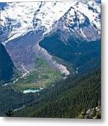 Mount Rainier Xi Metal Print