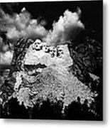 Mount Rushmore, Near Keystone, South Metal Print