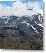 Mount St Helens Metal Print