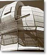 Mount Wilson Observatory Metal Print