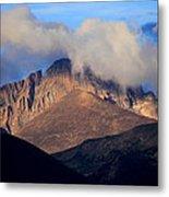 Mountain Sky Metal Print
