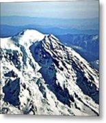 Mountaintop Of Our Desires Metal Print
