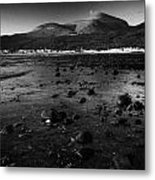 Mourne Mountains Newcastle County Down Northern Ireland Metal Print