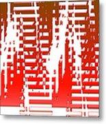 Moveonart Builtfordestruction Metal Print