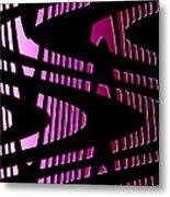 Moveonart Wavesfutureair Metal Print