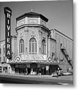 Movie Theaters, The Grand Riviera Metal Print