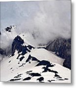 Mt. Hood Metal Print by Matt Hanson