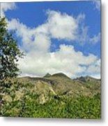 Mt St Helens 2 Metal Print