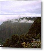 Mt Waialeale Metal Print
