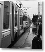 Mtba Commuter Metal Print