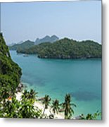 Mu Ko Ang Thong Marine National Park Metal Print