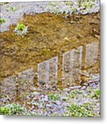 Mud Home Metal Print