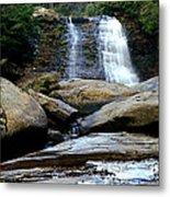 Muddy Creek Falls 2 Metal Print