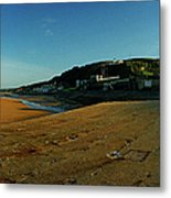 Mulberry At Omaha Beach Metal Print