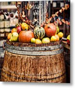 Mulled Wine Metal Print