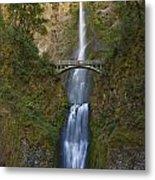 Multnomah Falls 2 Metal Print