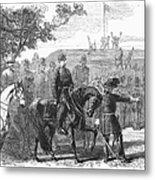Munsons Hill, 1861 Metal Print