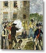 Murder Of Joseph Smith Metal Print