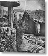 Muros Rice Storage 1982 Metal Print