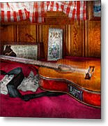Music - Guitar - That Old Country Feel Metal Print