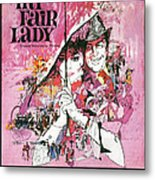 My Fair Lady Metal Print by Georgia Fowler