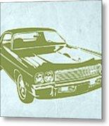 My Favorite Car 5 Metal Print