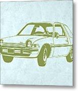 My Favorite Car  Metal Print