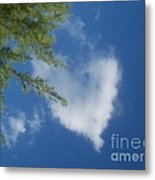 My Heart - Ile De La Reunion Metal Print