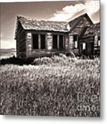 My Own Private Idaho Metal Print by Gregory Dyer