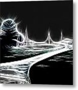 My Path Metal Print